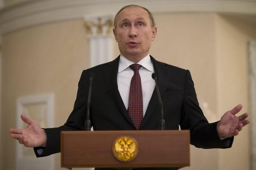 Władimir Putin /PAP/EPA