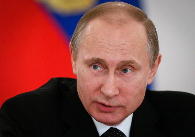 Władimir Putin /Sergei Ilnitsky /PAP/EPA