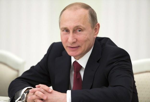 Władimir Putin /PAP/EPA/PAVEL GOLOVKIN / POOL /PAP/EPA