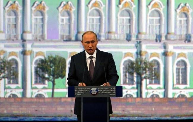 Władimir Putin /PAP/EPA/MIKHAIL KLIMENTIEV / RIA NOVOSTI / POOL /PAP/EPA