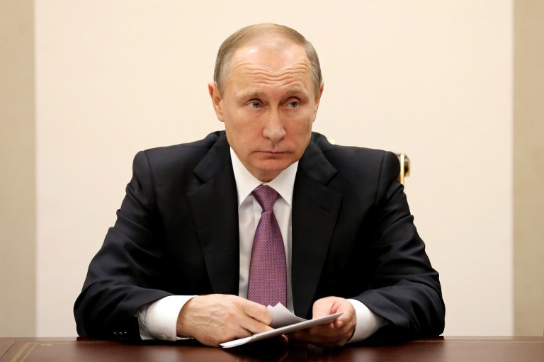 Władimir Putin /ATTA KENARE / AFP /AFP