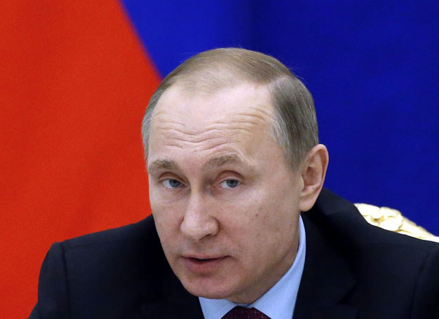 Władimir Putin /POOL MAXIM SHIPENKO /AFP