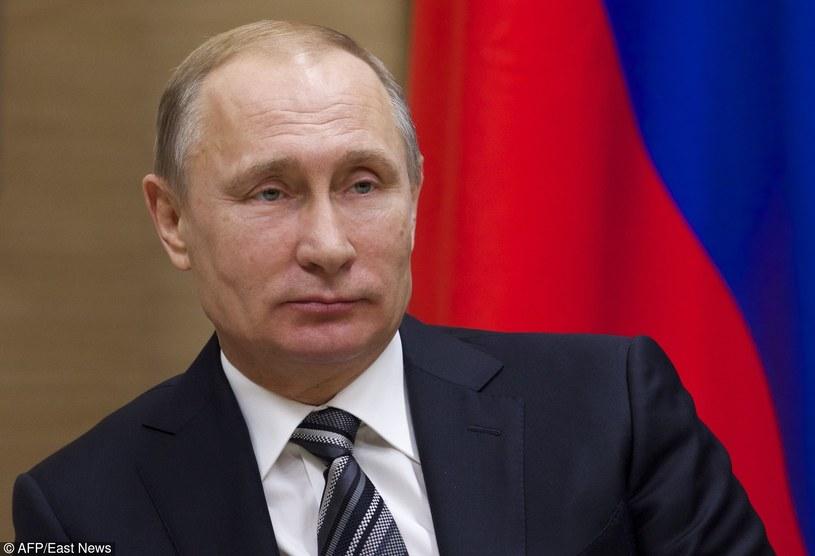 Władimir Putin /    IVAN SEKRETAREV /East News