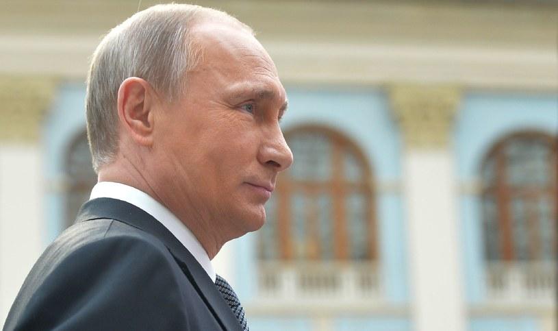 Władimir Putin /Alexei Druzhinin /AFP