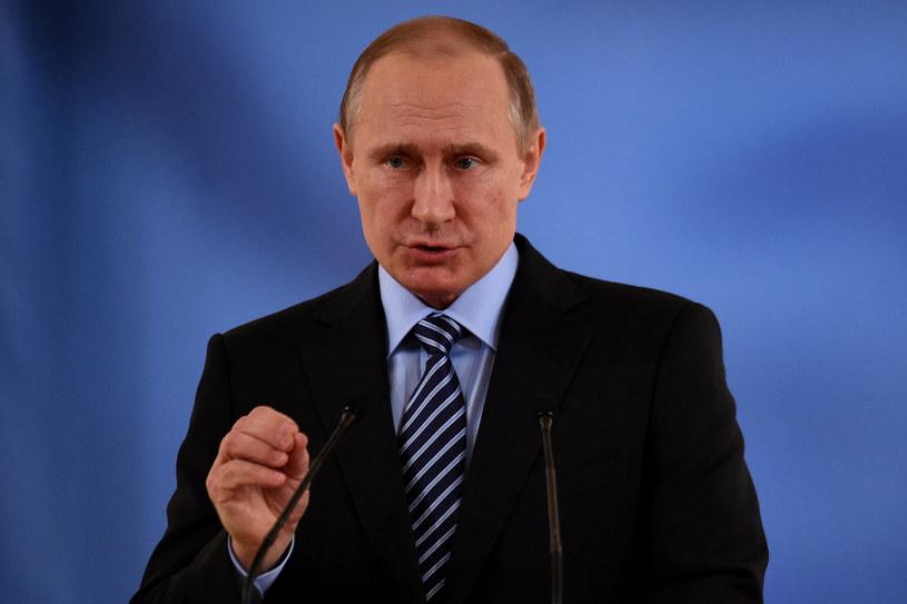 Władimir Putin /VASILY MAXIMOV /AFP