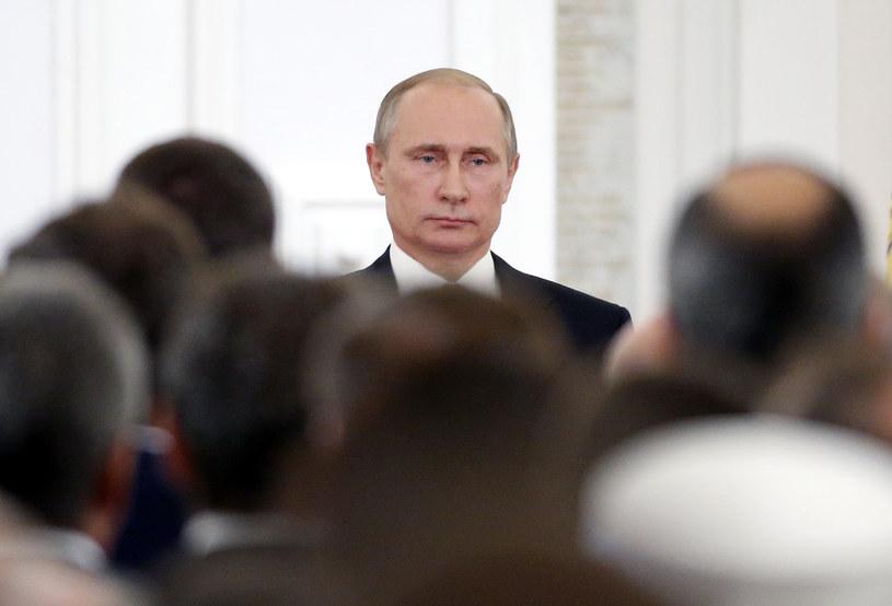 Władimir Putin /MAXIM SHIPENKOV    /AFP