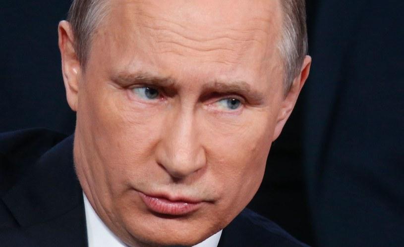 Władimir Putin /DMITRY LOVETSKY  /AFP