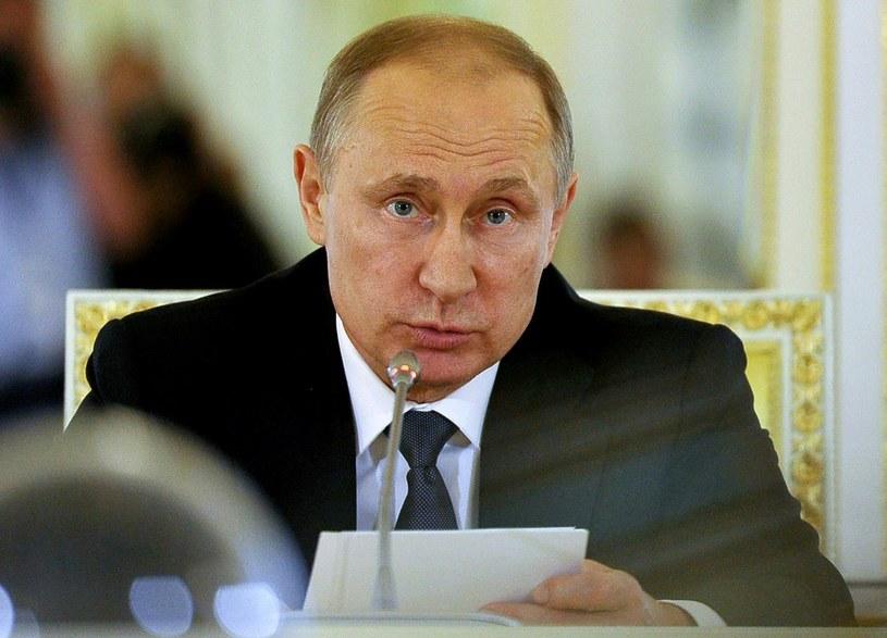 Władimir Putin /Olga Maltseva /Reporter