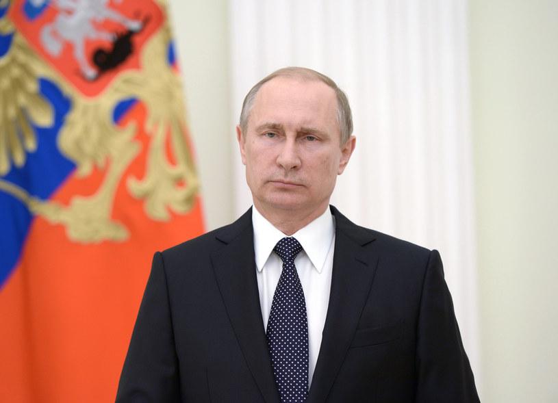 Władimir Putin /Aleksey Nikolskyi / Sputnik / /AFP