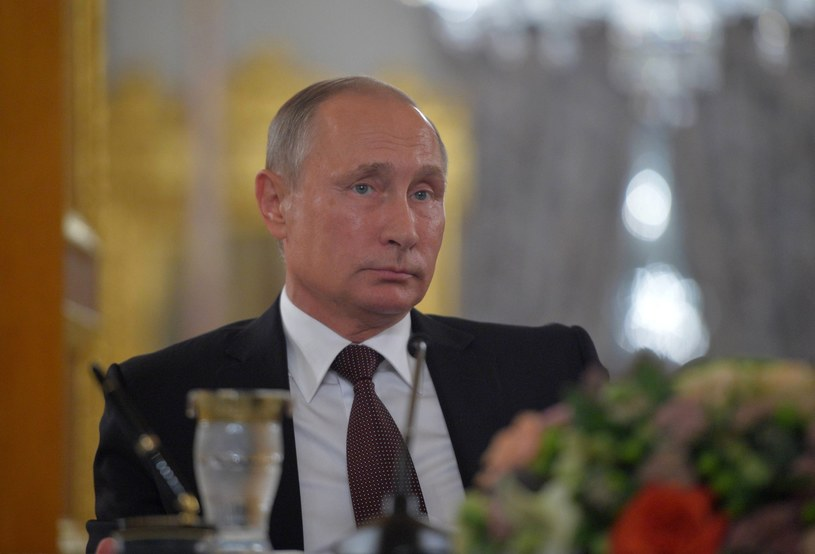 Władimir Putin /Alexei Druzhinin /PAP/EPA