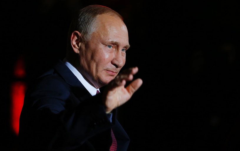 Władimir Putin /ODD ANDERSEN /East News