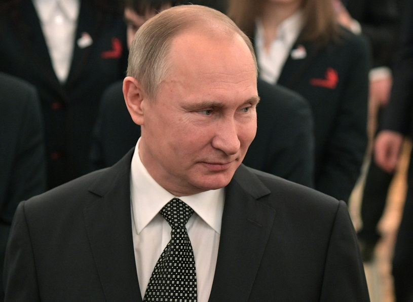 Władimir Putin /ALEXEY NIKOLSKY /PAP/EPA