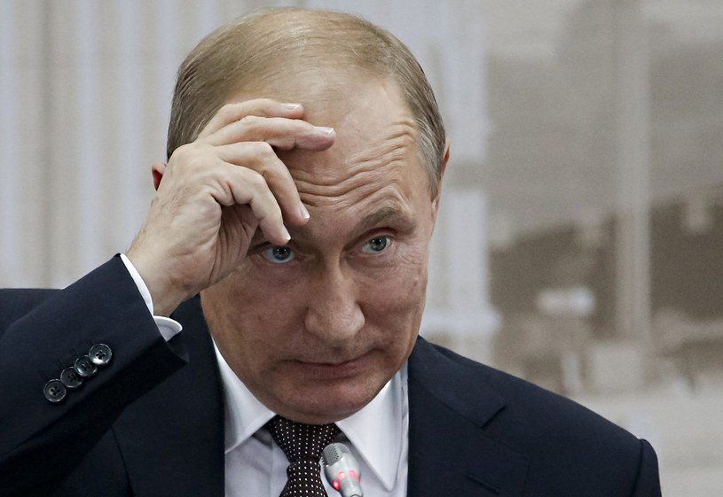 Władimir Putin /AP /East News