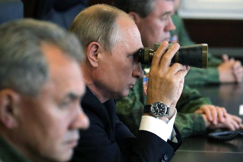 Władimir Putin /AFP