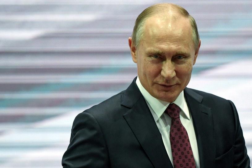 Władimir Putin /Yuri Kadobnov /PAP/EPA
