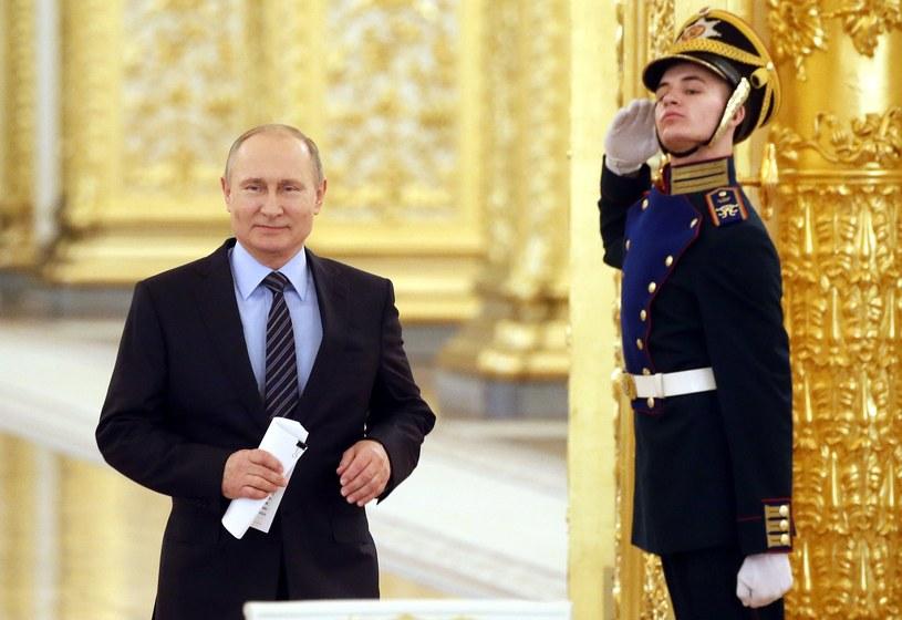 Władimir Putin /MAXIM SHIPENKOV  (PAP/EPA) /PAP