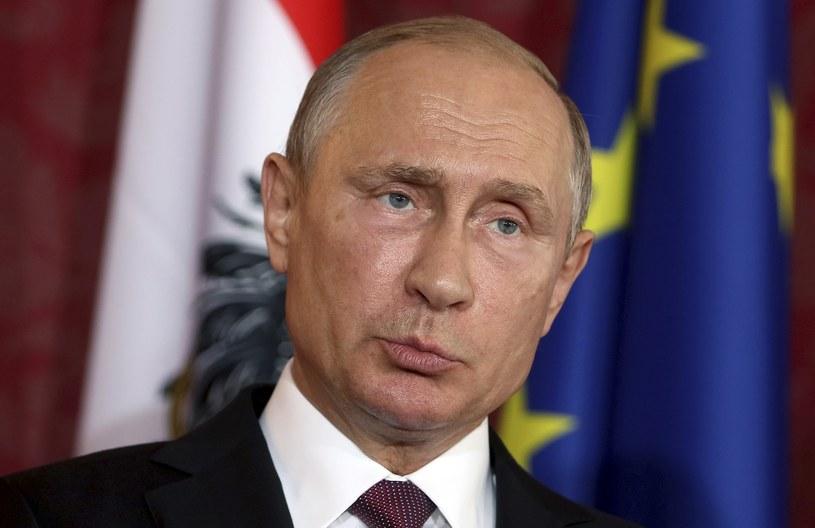 Władimir Putin /Associated Press /East News