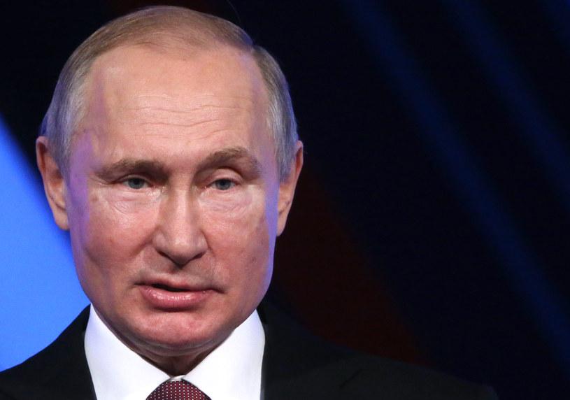 Władimir Putin /Mikhail Svetlov /Getty Images