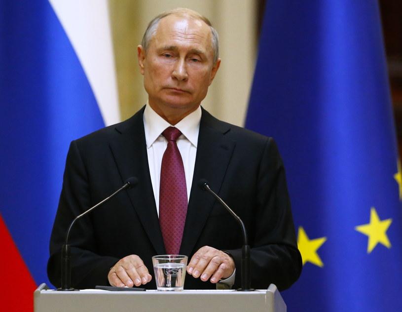 Władimir Putin /Alexander Zemlianichenko /PAP