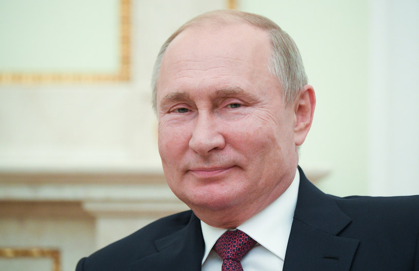 Władimir Putin /Evgeny Biyatov/SPUTNIK Russia /East News
