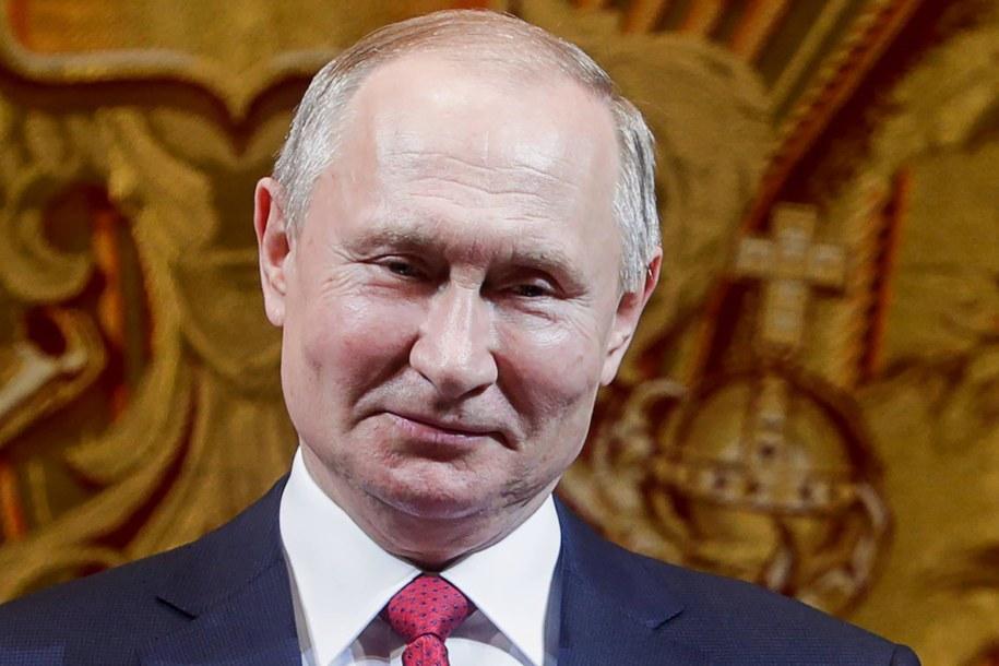 Władimir Putin /MIKHAIL METZEL  /PAP/ITAR-TASS