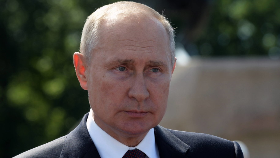 Władimir Putin /ALEXEI DRUZHININ / SPUTNIK / KREMLIN POOL /PAP/EPA