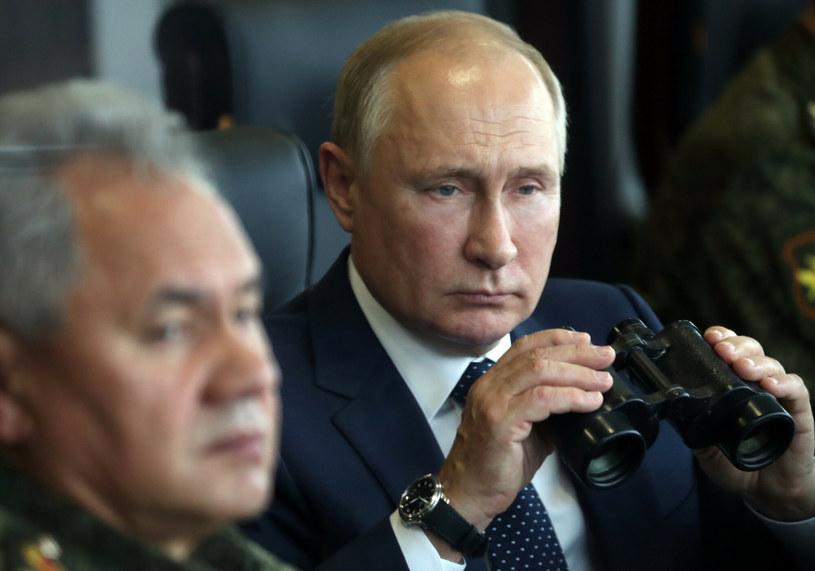 Władimir Putin /Sergei Savostyanov /East News
