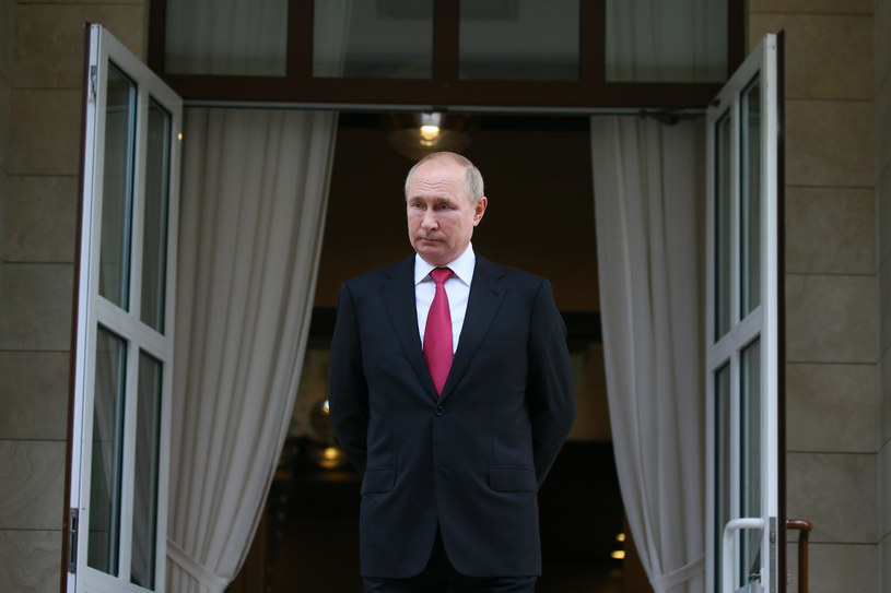 Władimir Putin /Vladimir Smirnov/SPUTNIK Russia /East News