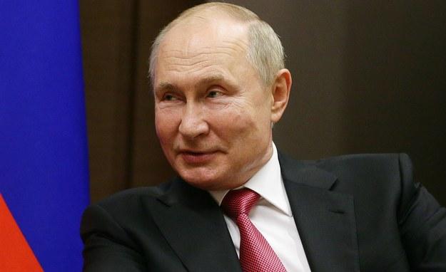Władimir Putin /Vladimir Smirnov /PAP/EPA