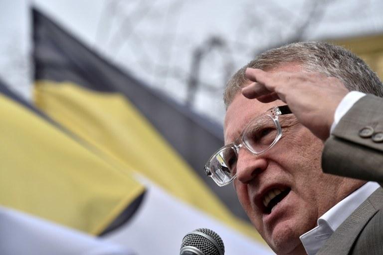 Władimir Żyrinowski /AFP