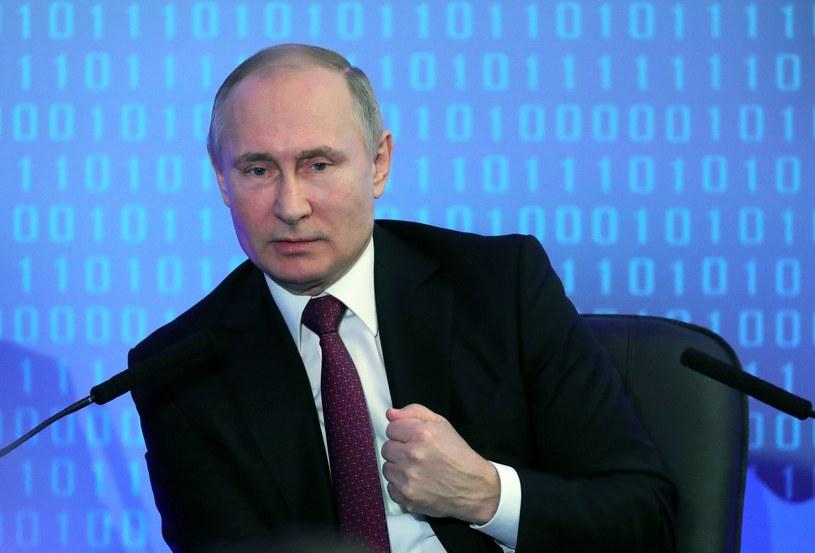 Władmir Putin /Michael Klimentyev /East News