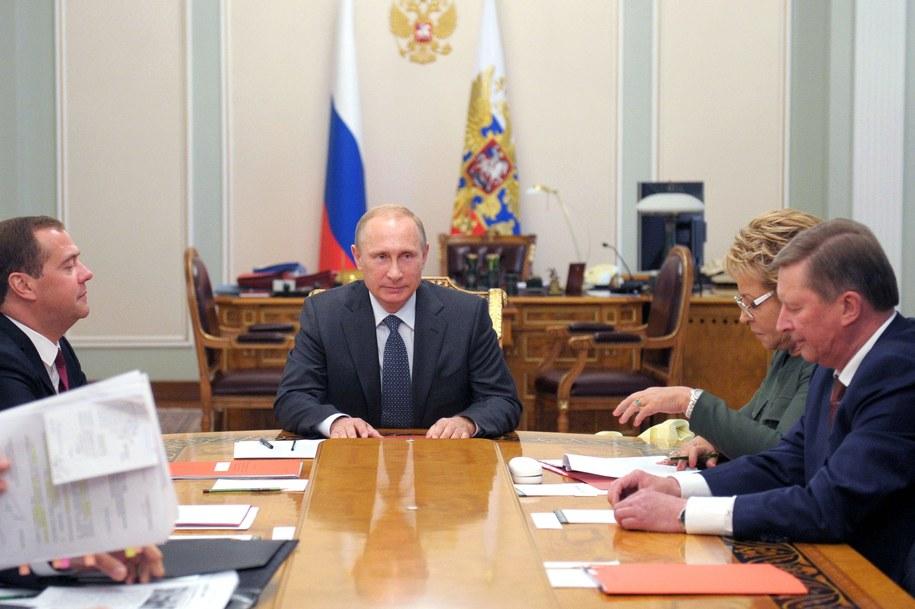Władymir Putin / Druzhinin Alexei   (PAP/ITAR-TASS) /PAP