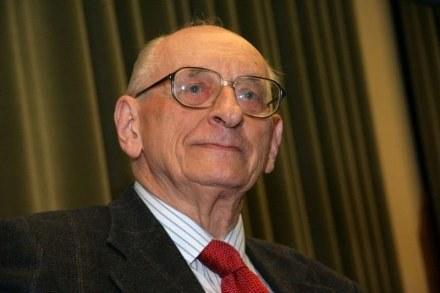 Władysław Bartoszewski, fot. Stanisław Rozpędzik /Agencja SE/East News