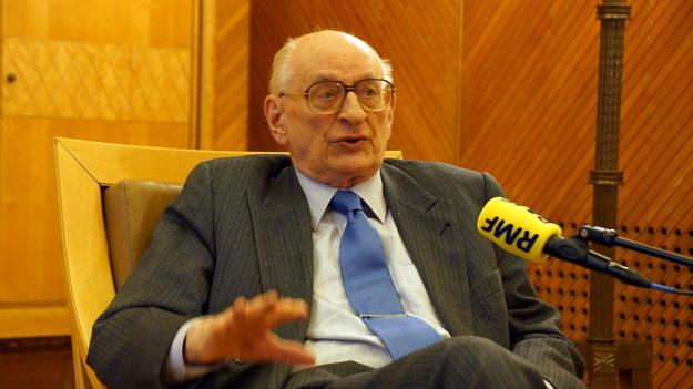 Władysław Bartoszewski /RMF