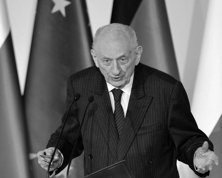 Władysław Bartoszewski /AFP