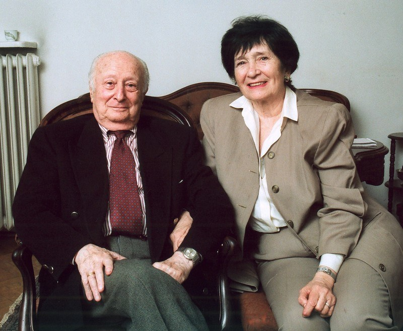 Władysław był pierwszą i jedyną miłością pani Haliny  /East News