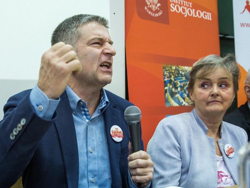 Władysław Frasyniuk /Andrzej Iwańczuk /East News