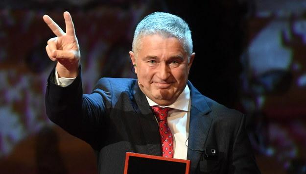 Władysław Frasyniuk /Michal Kamaryt /PAP/EPA
