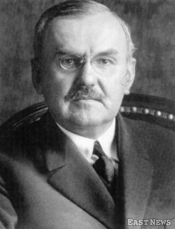 Władysław Grabski, polityk Narodowej Demokracji, dwukrotny premier Polski, autor reformy walutowej z 1924 r. /Danuta B. Łomaczewska /East News