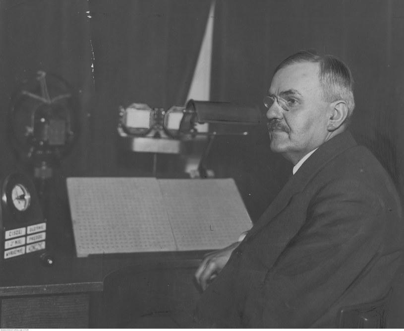 Władysław Grabski /Z archiwum Narodowego Archiwum Cyfrowego
