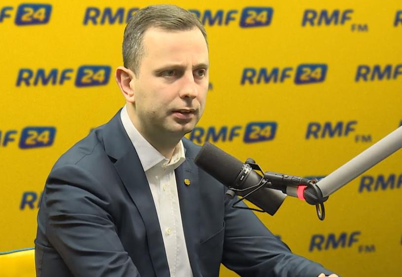 Władysław Kosiniak-Kamysz był gościem Roberta Mazurka /RMF