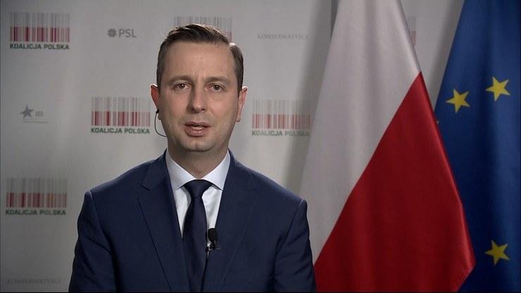 """Władysław Kosiniak-Kamysz gościem """"Graffiti"""" na antenie Polsat News /Polsat News"""