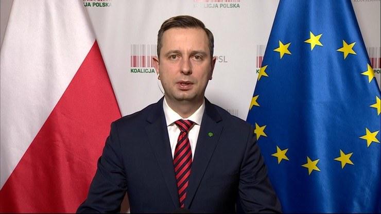 """Władysław Kosiniak Kamysz gościem """"Graffiti"""" w Polsat News /Polsat News"""