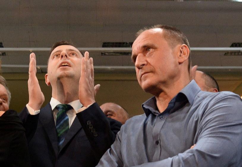 Władysław Kosiniak-Kamysz i Paweł Kukiz /Mateusz Jagielski /East News