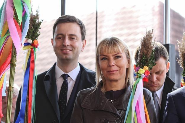 Władyslaw Kosiniak-Kamysz (L), Elzbieta Bienkowska. Fot. Jan Graczyński /Agencja SE/East News