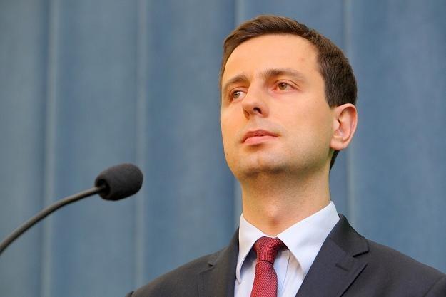 Władysław Kosiniak-Kamysz, minister pracy. Fot. JAN KUCHARZYK /Agencja SE/East News