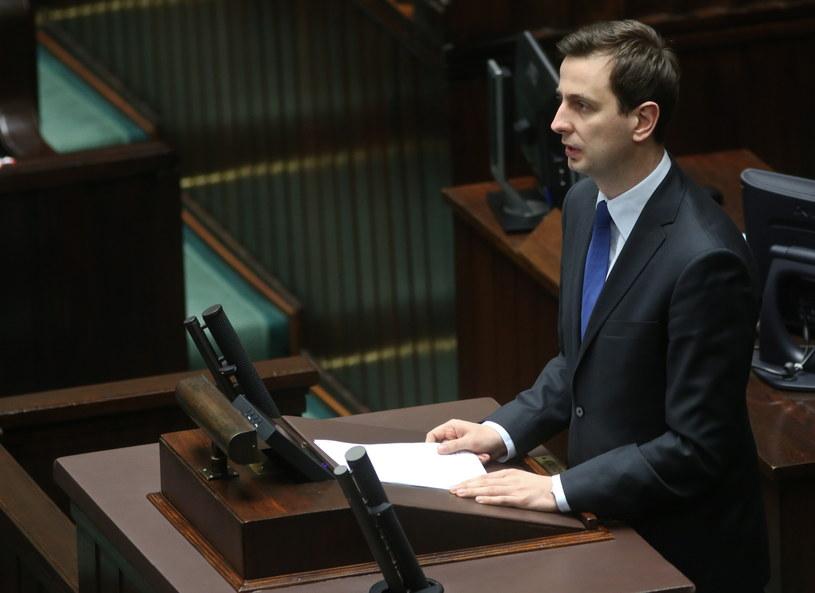 Władysław Kosiniak-Kamysz, minister pracy i polityki społecznej /PAP