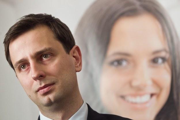 Władysław Kosiniak-Kamysz, minister pracy /Jacek Waszkiewicz /Reporter