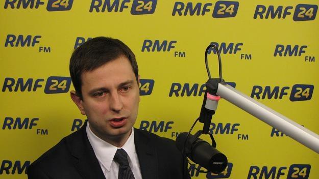 Władysław Kosiniak-Kamysz, minister pracy /RMF