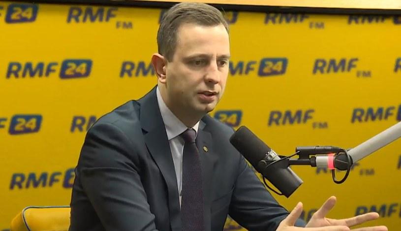 Władysław Kosiniak-Kamysz o Mateuszu Kijowskim: Wygląda to słabo /RMF